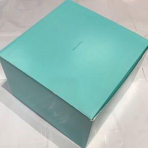 Tiffany & Co Large Gift Box.
